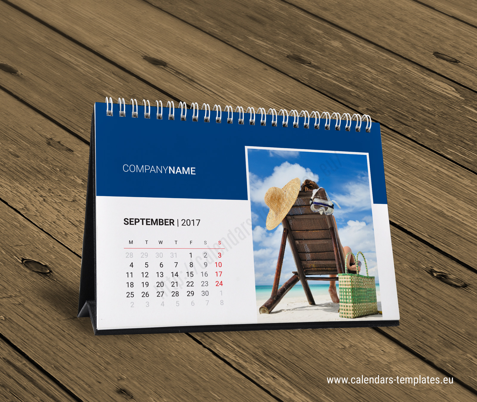 2019 Desk Calendar Photo Calendar Mothly Desk Calendar