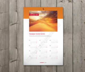 custom wall calendar template year calendar