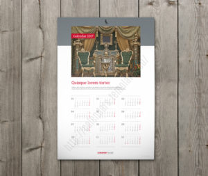 custom wall calendar template yearly calendar