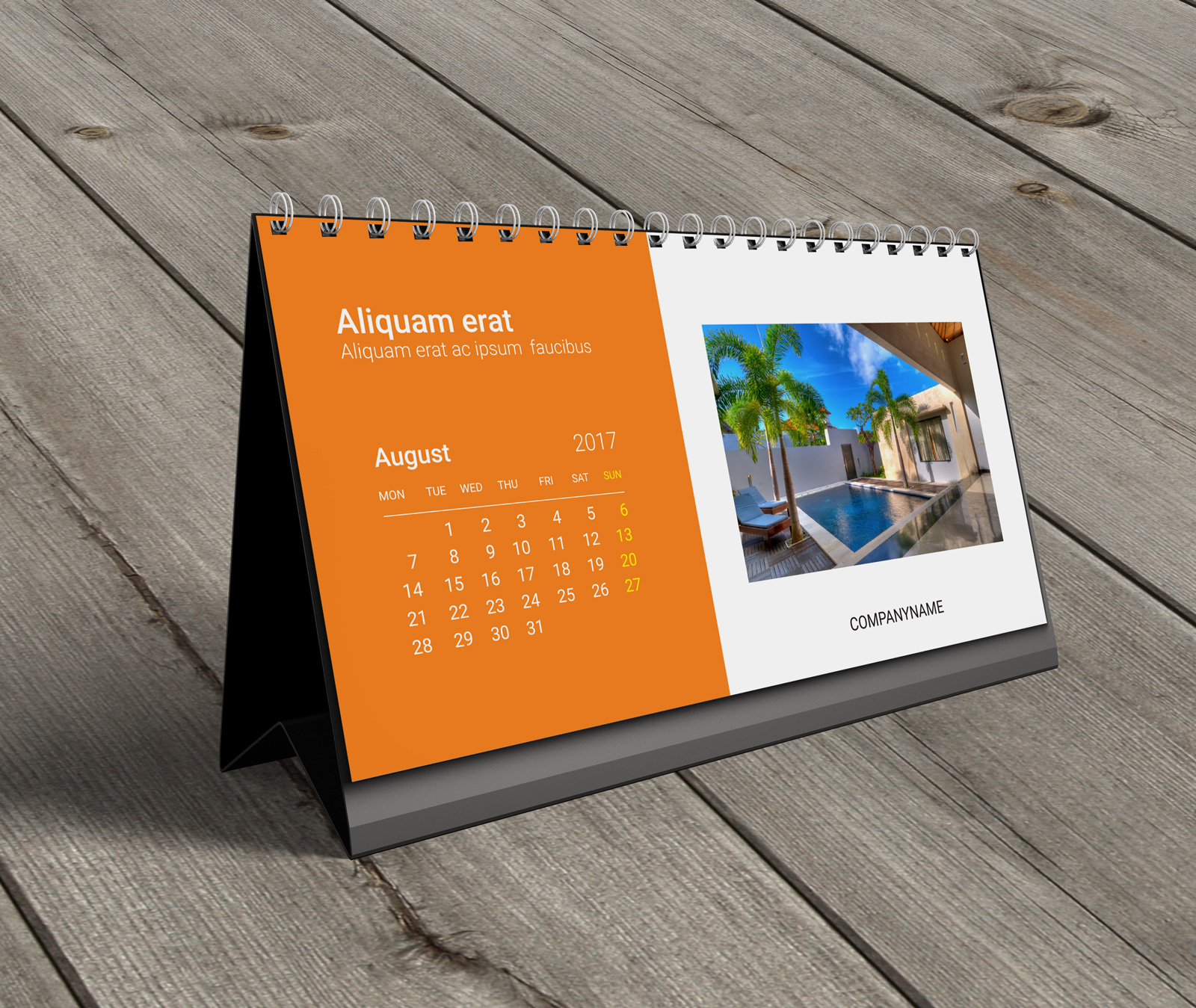 Calendar Template Software