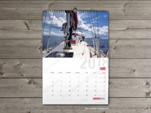 custom printable wall calendar 2018