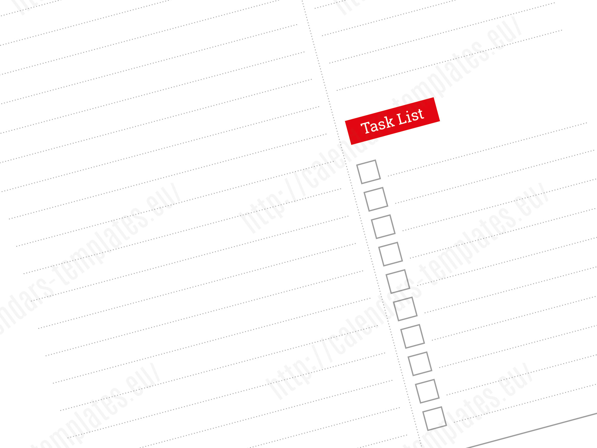 Weekly Calendar Indesign Template : Daily planner template with image in pdf and indesign