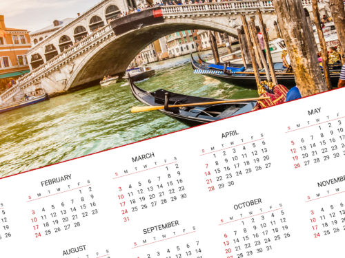 Poster Calendar 2019 One Page Big Wall Calendar In Pdf Format